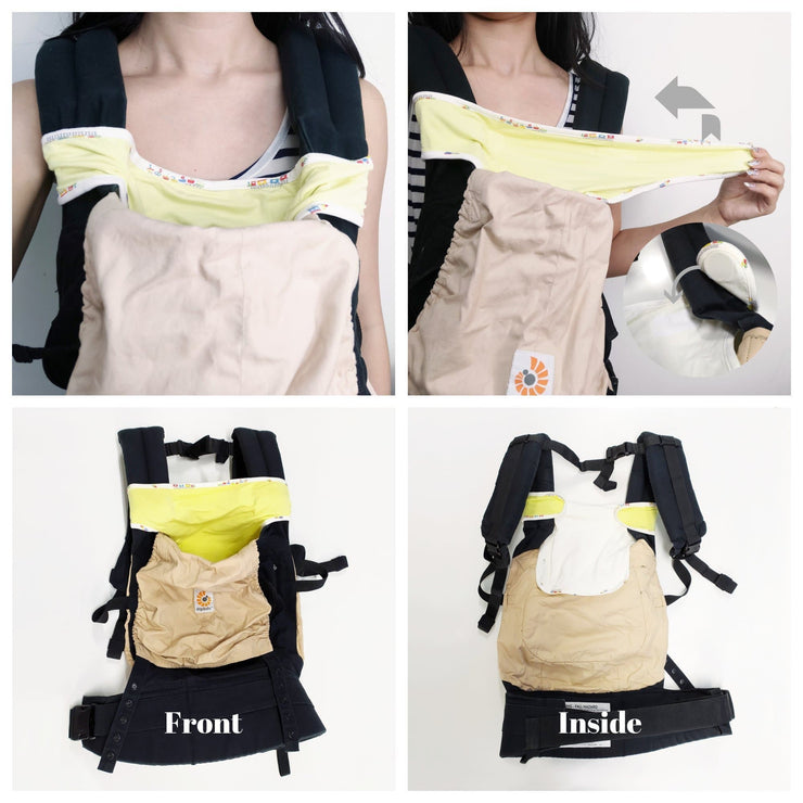 Baby Carrier Cloth (Pack of 2) - Simply Life