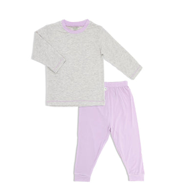 Classic - Long-sleeve Pyjamas Set with cuffed pants - Simply Life