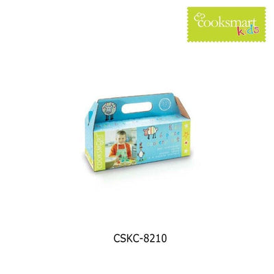 Cooksmart - Boys Chef Set (farmyard), 6 Piece - Simply Life