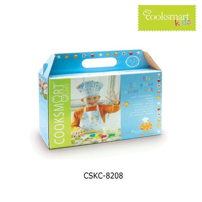 Cooksmart - Boys Chef Set (monsters), 12 Piece - Simply Life