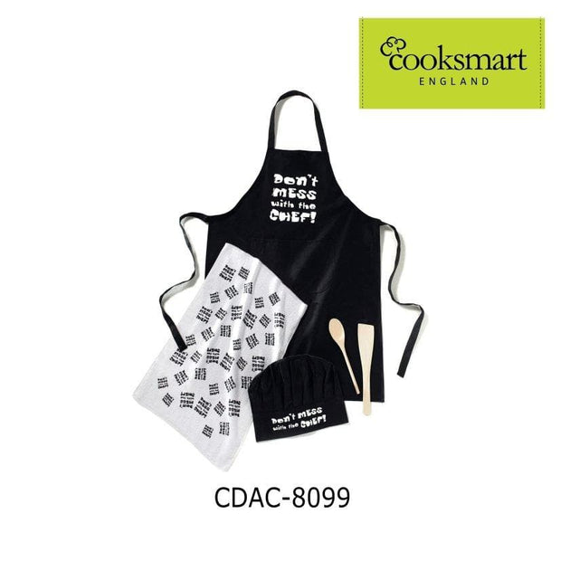 Cooksmart - Don't Mess With The Chef Kitchen Set - Simply Life