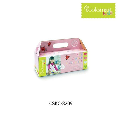 Cooksmart - Girls Chef Set (ladybird), 6 Piece - Simply Life