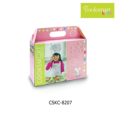 Cooksmart - Girls Chef Set (mousey), 12 Piece - Simply Life