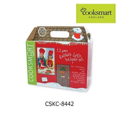 Cooksmart - Kids Christmas Chef Set, 12 Piece - Simply Life