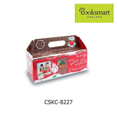 Cooksmart - Kids Christmas Chef Set, 6 Piece - Simply Life