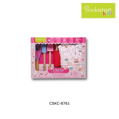 Cooksmart - Kids Mouse 6-Piece Baking Set - Simply Life