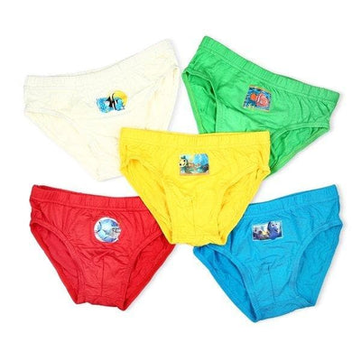 Disney Finding Nemo - Boys Briefs (5-Pack Set) - Simply Life