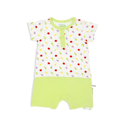 Fruits - Shortall (Mock Shorts & Tee Set) by simplylifebaby