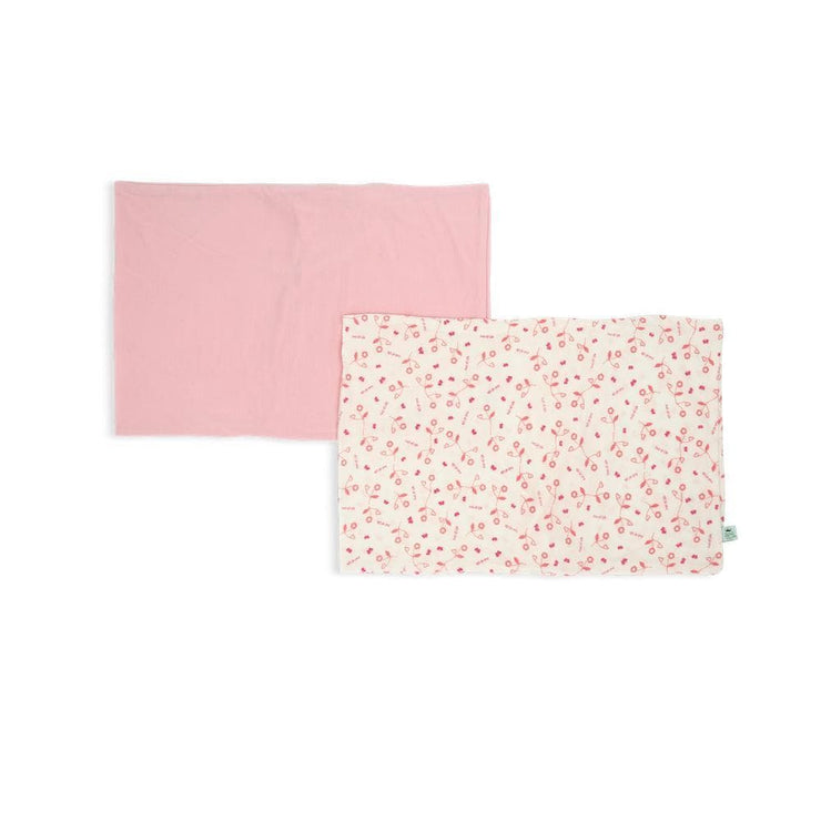 Full of Life - Baby Pillowcase (2-Pack Set) - Simply Life