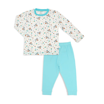 Happy - Pyjamas Set by simplylifebaby