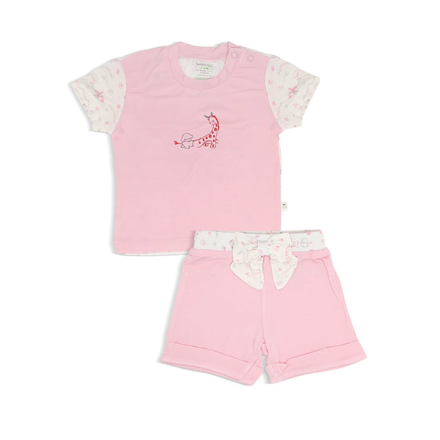 Joy Ride - Shorts & Tee Set by simplylifebaby