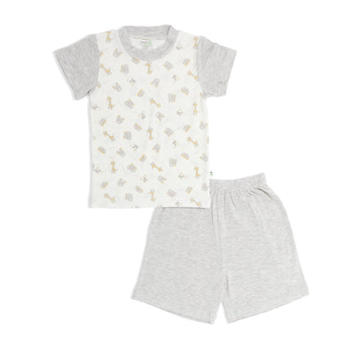 Jungle - Shorts & Tee Set - Simply Life