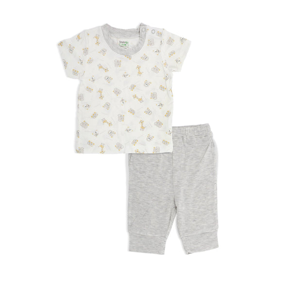 Jungle - Tee & Sweat Pant Set - Simply Life