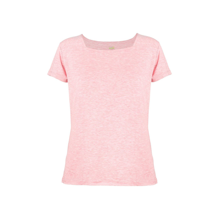 Ladies' Square Neckline, Sandwashed Pink by simplylifebaby