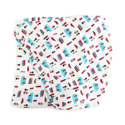 London - Fitted Crib Sheet - Simply Life