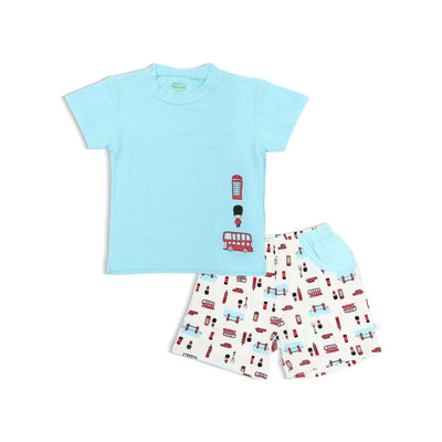 London - Shorts & Tee Set - Simply Life