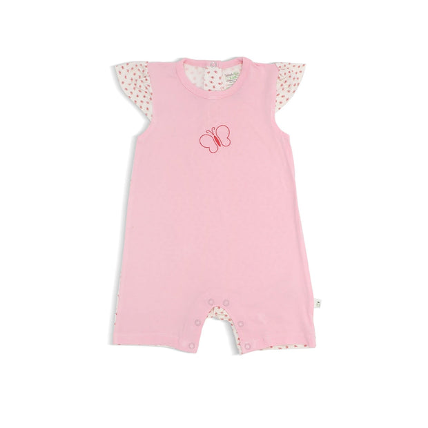Lovely Butterflies - Shortall (Cap Sleeves) by simplylifebaby
