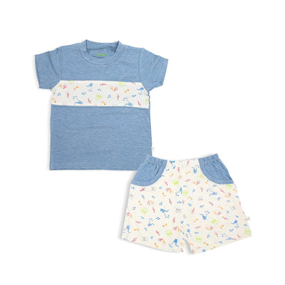 Musical - Shorts & Tee Set - Simply Life