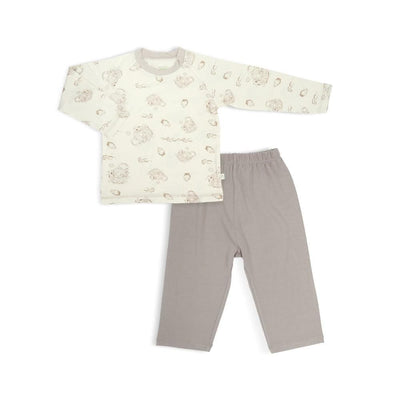 Noah's Ark -  Pyjamas (Long Set) with Raglan Sleeves by simplylifebaby