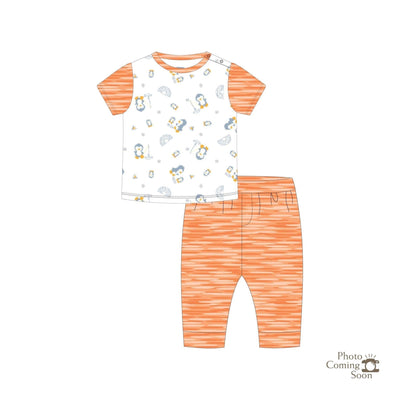 Penguins - Tee & Sweat Pant Set - Simply Life