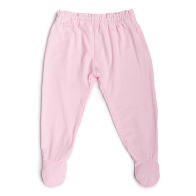 Pink - Long Pants with Footie by simplylifebaby