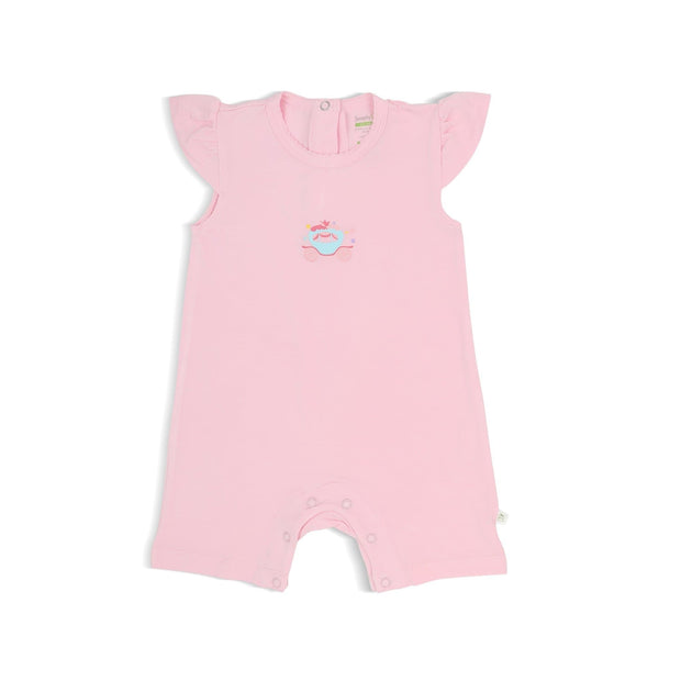 Princess - Girls' Shortall (Cap Sleeves) by simplylifebaby