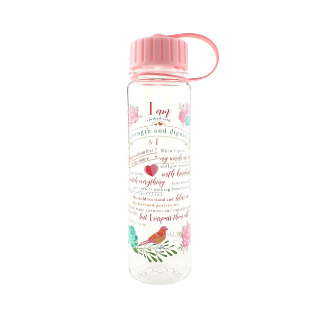 Proverbs 31 - Simply Life - 600ml Bottle with Screw Lid - Simply Life