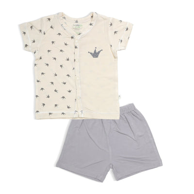Royale - Shorts & Short-sleeved Vest by simplylifebaby