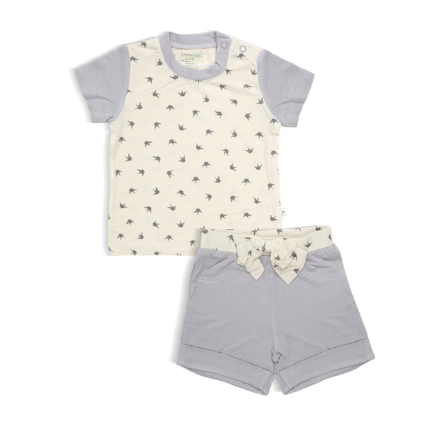 Royale - Shorts & Tee set by simplylifebaby