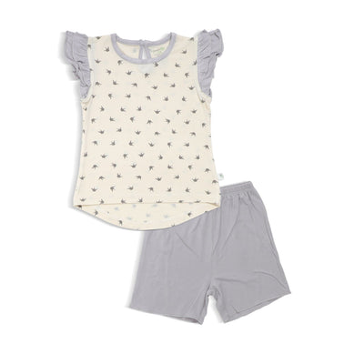 Royale - Shorts & Tee (with cap-sleeved) Set by simplylifebaby