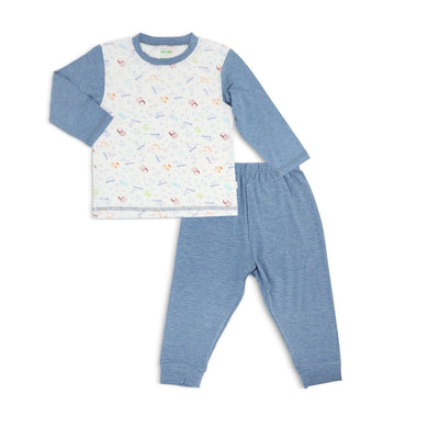 Sea Creatures - Pyjamas Set by simplylifebaby