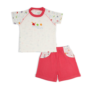 Sea World - Shorts & Tee Set by simplylifebaby