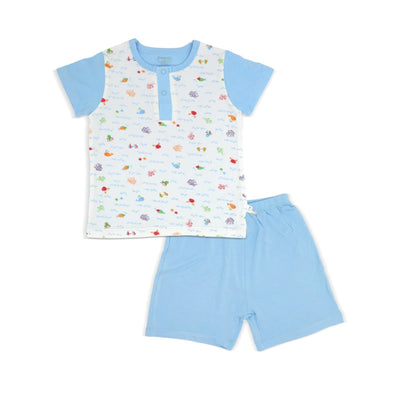 Sea World - Shorts & Tee Set - Simply Life