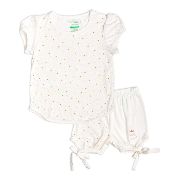 Stars- Set with Shorts by simplylifebaby
