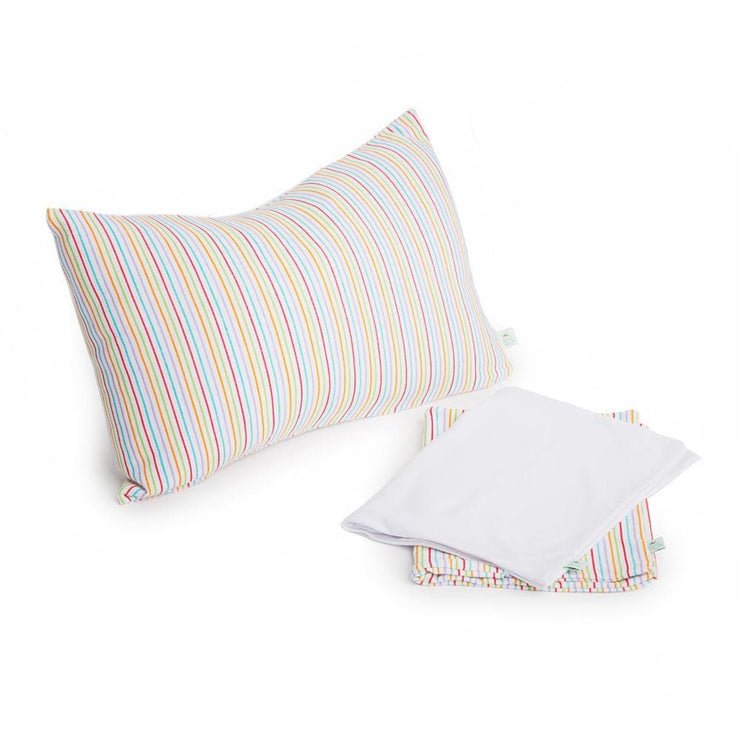 Stripes - Baby Pillowcase (2-Pack Set) - Simply Life