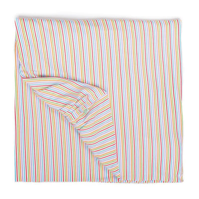 Stripes - Fitted Crib Sheet - Simply Life