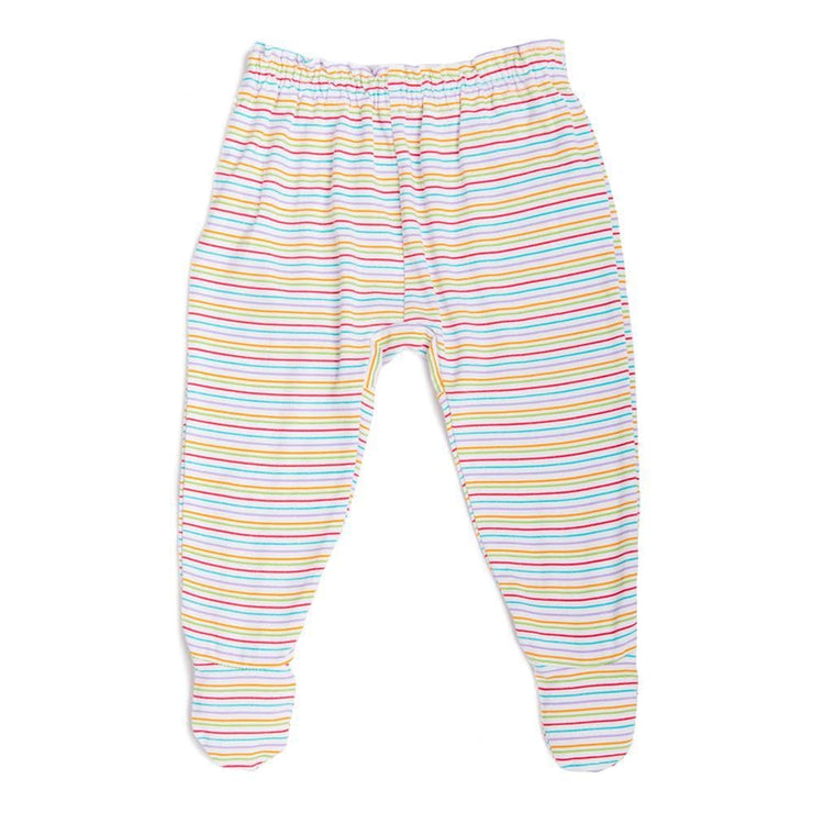 Stripes - Long Pants with Footie by simplylifebaby