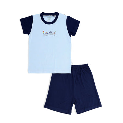 Traffic - Shorts & Tee Kids Set - Simply Life