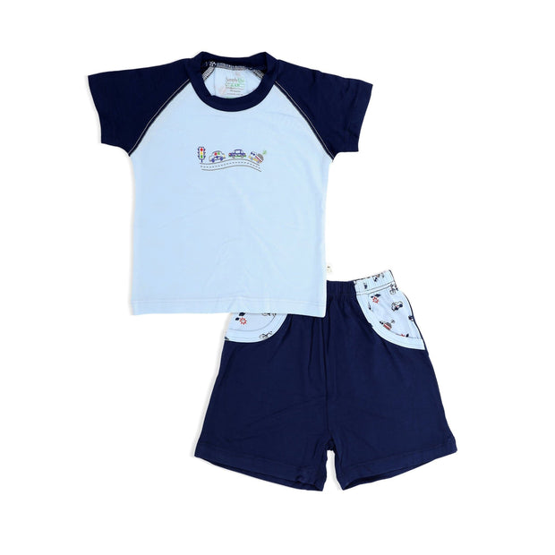 Traffic - Shorts & Tee Set - Simply Life