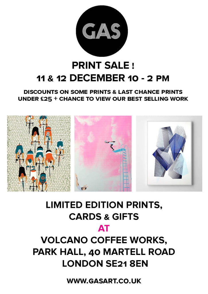 Show at Volcano Coffee Works 11-12 December
