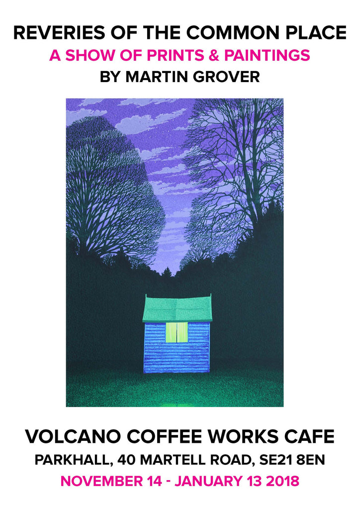 Martin Grover Show opens this week