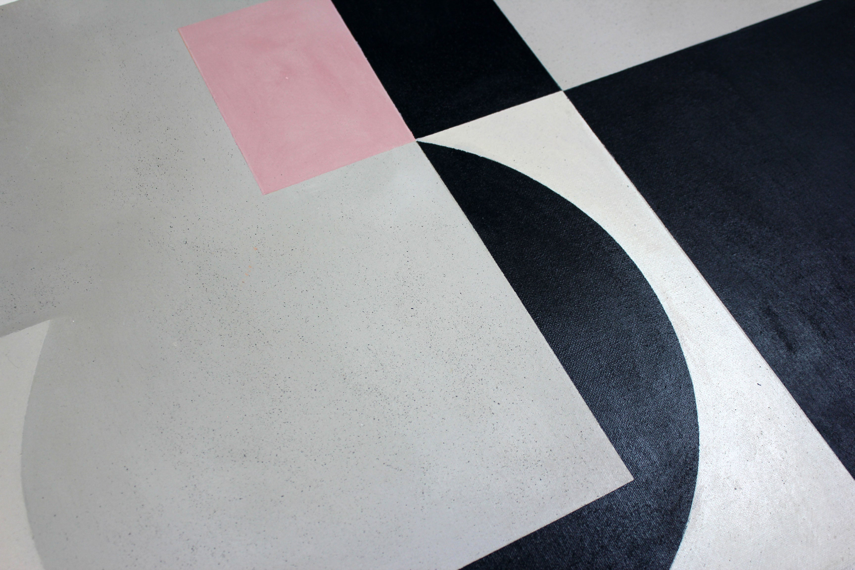 Jane Fredericks Abstract paintings at Gas Gallery