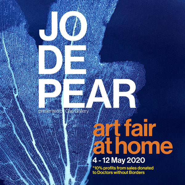 Jo de Pear at Gas Gallery