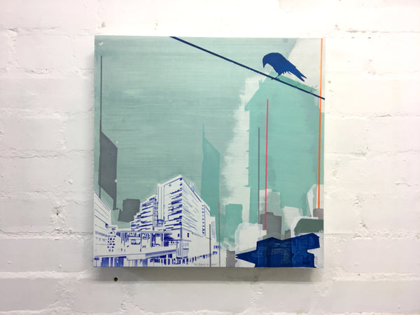 Anna Marrow at Gas Gallery
