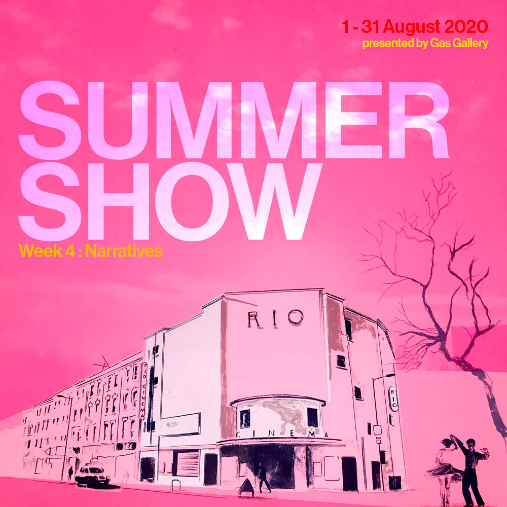 Summer Show at Gas Gallery