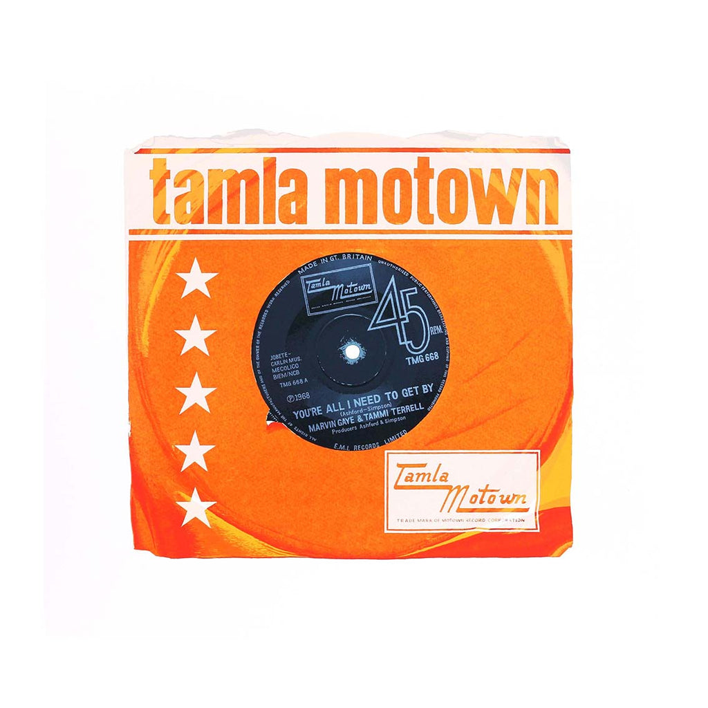 Tamla Motown Martin Grover All I need to get by screenprint