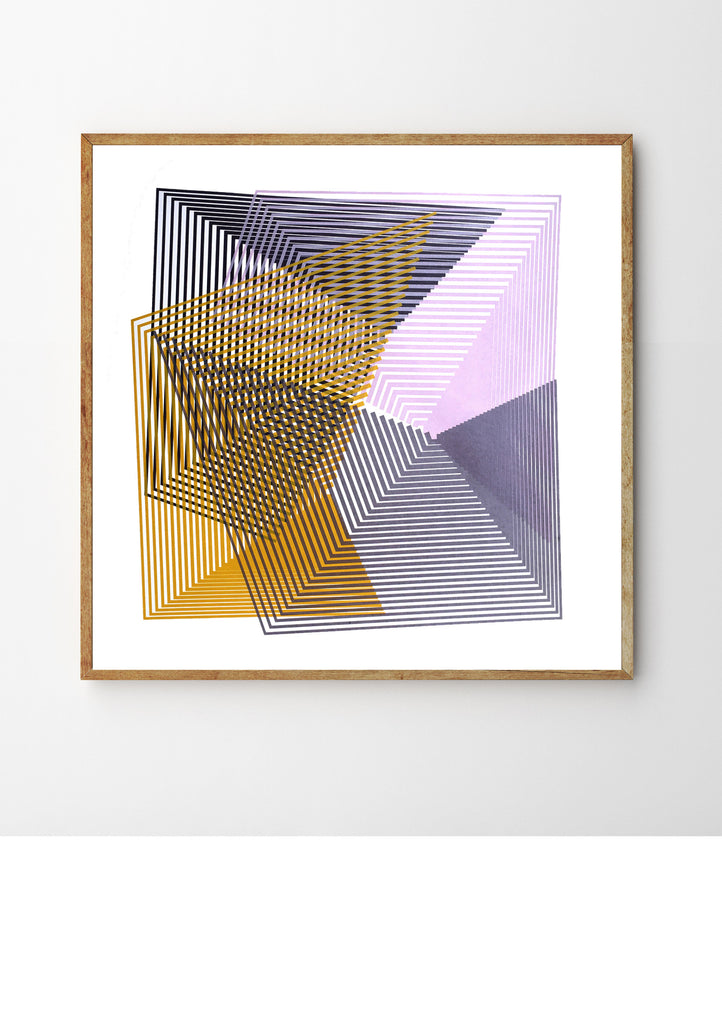 Shop Kate Banazi abstract prints