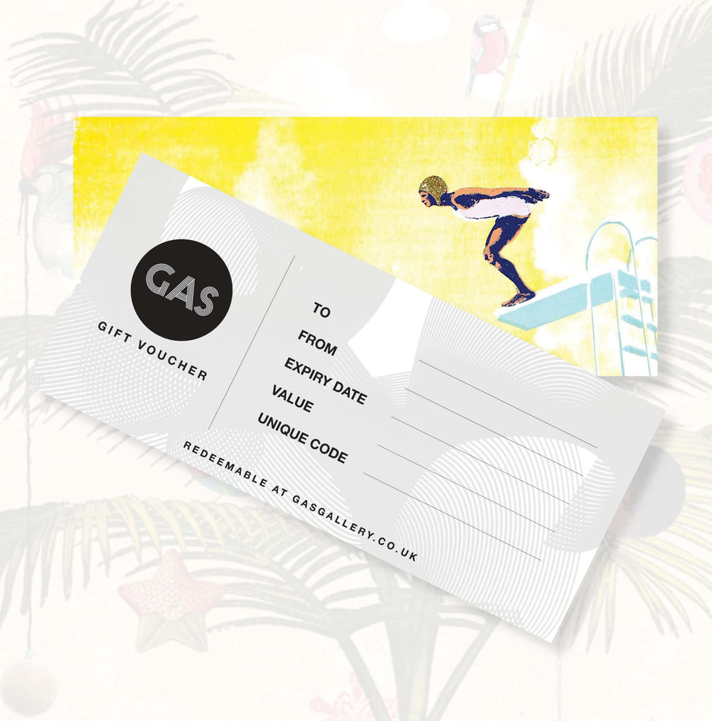 Gas Gallery Gift Vouchers