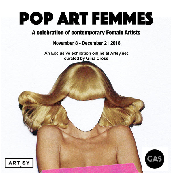 Pop Art Femmes - female artists exhibition