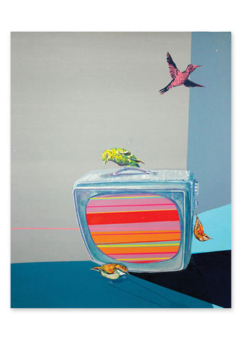 Anna Marrow - The Revolution Will Not be Televised, 2017